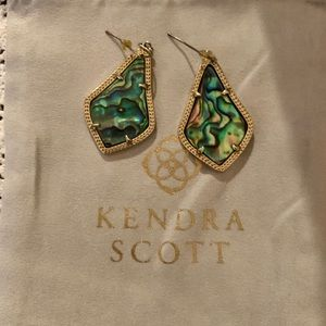 Kendra Scott Abalone Alex Earring
